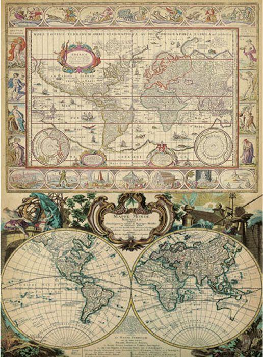 Рисовая бумага для декупажа Craft Premier Старая карта, формат А4 набор для творчества рисовая карта для декупажа самолетики 21 30см