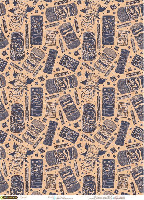 Рисовая бумага для декупажа Craft Premier - мягкая бумага с выраженной волокнистой структурой, которая легко повторяет форму любых предметов. При работе с этой бумагой вам не потребуется никакой дополнительной подготовки перед началом работы. Вы просто вырезаете или вырываете нужный фрагмент, и хорошо проклеиваете бумагу на поверхности изделия. Рисовая бумага для декупажа идеально подходит для стекла. В отличие от салфеток, при наклеивании декупажная бумага практически не рвется и совсем не растягивается. Клеить ее можно как на светлую, так и на темную поверхность. Для новичков в декупаже - это очень удобно и гарантируется хороший результат. Поверхность, на которую будет клеиться декупажная бумага, подготавливают точно так же, как и для наклеивания салфеток, распечаток и т.д. Мотив вырезаем точно по контуру и замачиваем в емкости с водой, обычно не больше чем на одну минуту, чтобы он полностью впитал воду. Вынимаем и промакиваем бумажным или обычным полотенцем с двух сторон. Равномерно наносим клей на оборотную сторону фрагмента, и на поверхность предмета, с которым работаем. Прикладываем мотив на поверхность и сверху промазываем кистью с клеем легкими нажатиями, стараемся избавиться от пузырьков воздуха, как бы выдавливая их. Делать это нужно от середины к краям мотива. Оставляем работу сушиться. После того, как работа высохнет, нужно покрыть ее лаком. Формат бумаги: A4 (210 x 297 мм).Тип печати: Лазерная. Плотность бумаги: 25 г/м2.