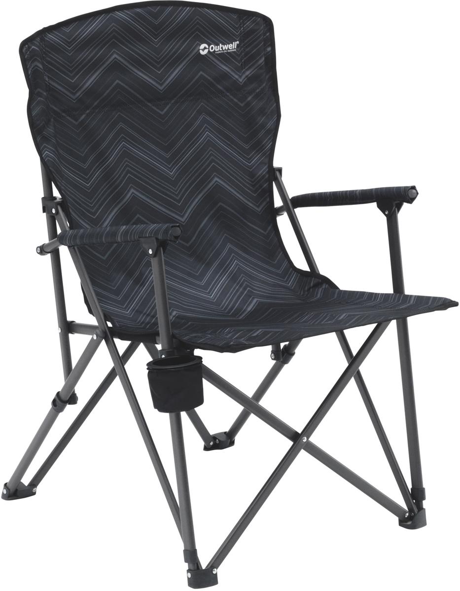 Кресло складное Outwell Spring Hills Black, 65 х 70 х 97 см