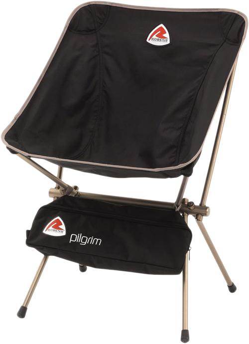 Кресло складное Robens Pilgrim, цвет: коричневый, 57 х 50 х 84 см