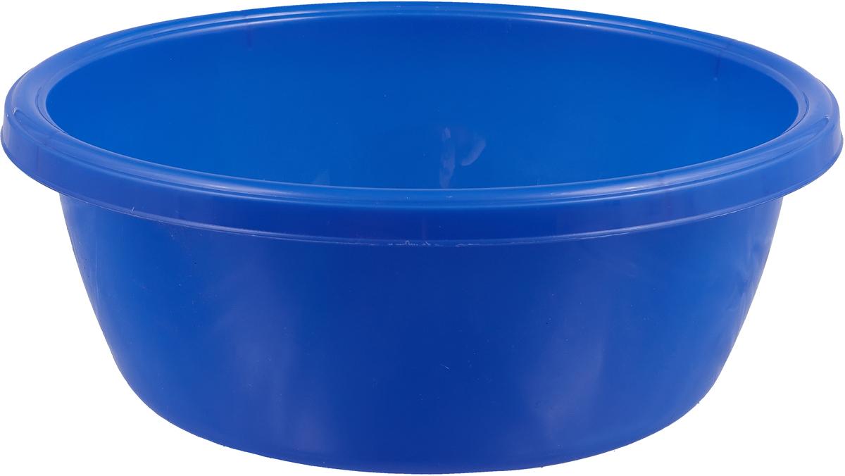 "Миска ""StarPlast"", для смешивания, цвет: синий, 4,5 л"