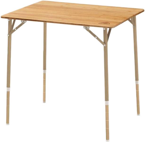 """Кемпинговый стол Robens """"Wayfarer-S"""" выполнен из алюминия и бамбука. Компактный, легкий и удобный. Обеспечивает устойчивую поверхность для приготовления пищи на природе."""