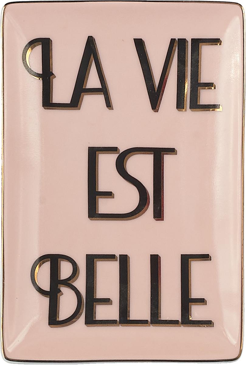 Поднос декоративный Rosanna La Vie Est Belle96877Поднос декоративный Rosanna La Vie Est Belle