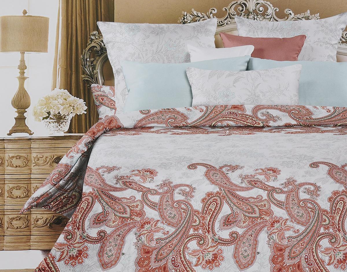 Комплект постельного белья Унисон Адель, 1,5-спальный, наволочки 70х70