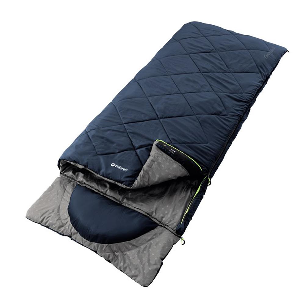 Спальный мешок Outwell Contour Lux XL, 235 х 105 см