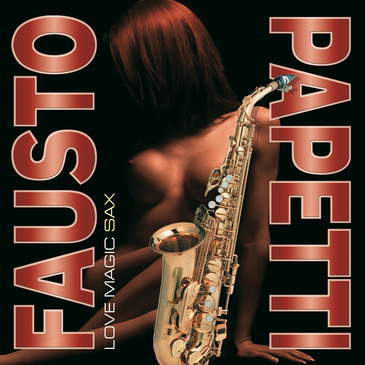 Fausto Papetti. Love Magic Sax (LP)