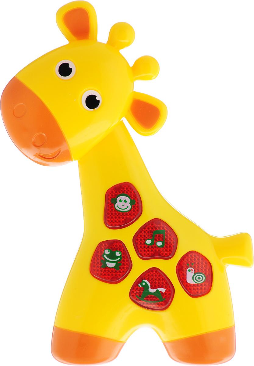Жирафик. Чудо-огоньки игровые телефоны disney музыкальный плеер