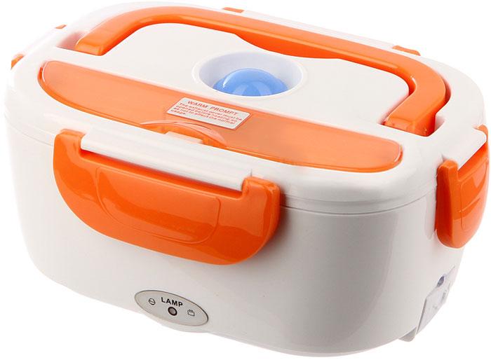 Материал: пищевой пластик.Питание: 12V/24V.Мощность: 40 Вт.Время разогрева пищи: 20 минут.Шнур питания - от прикуривателя.Вместительность: 1,2 л.Вес: 500 г. Меры предосторожности: Не погружать корпус в воду.  ·Не разогревать в микроволновой печи.  ·Не ставить в духовку.  ·Не хранить в холодильнике или морозилке.