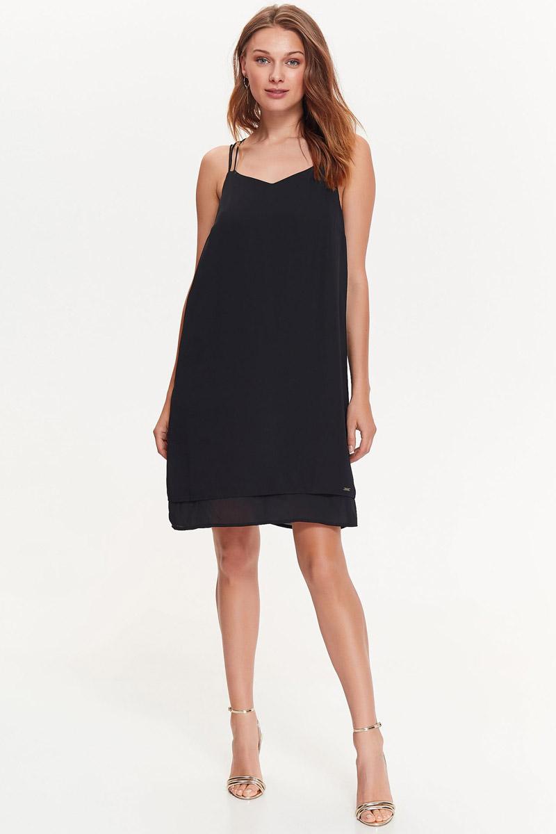 Платье Top Secret, цвет: черный. SSU2135CA. Размер 38 (46)
