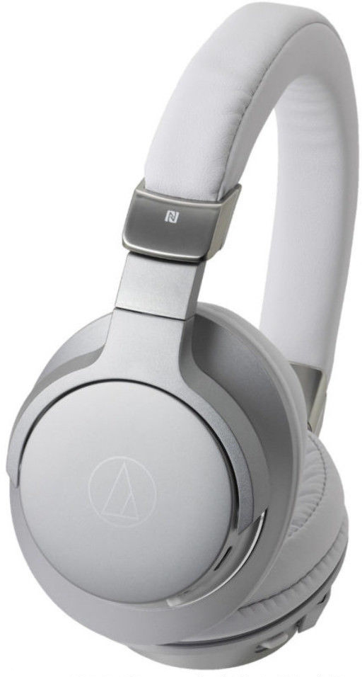 Audio-Technica ATH-AR5BTSV, Silver White Bluetooth-гарнитура