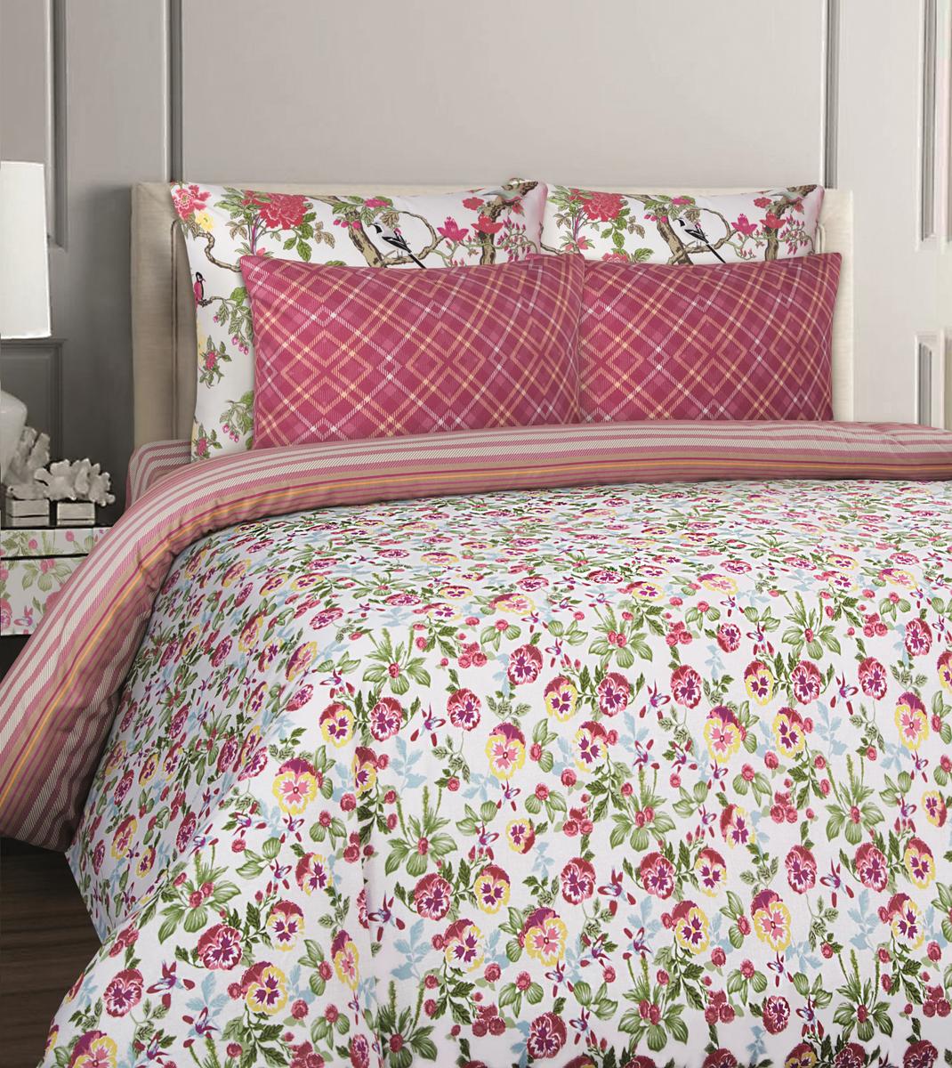 Комплект белья Mona Liza British Bristol, 2-спальный, наволочки 50x70. 552205-68 комплекты белья