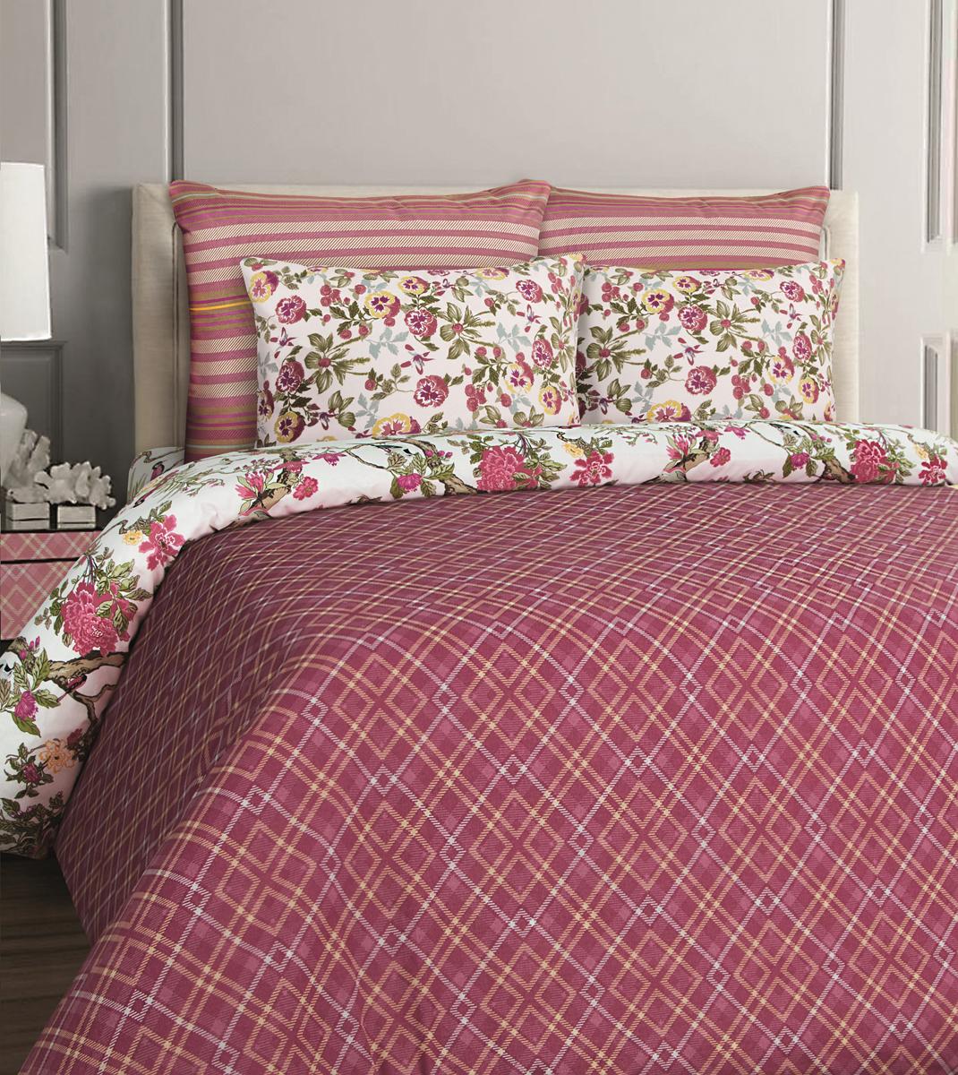 Комплект белья Mona Liza British Bristol, 1,5-спальный, наволочки 70x70. 551114-67 british banking