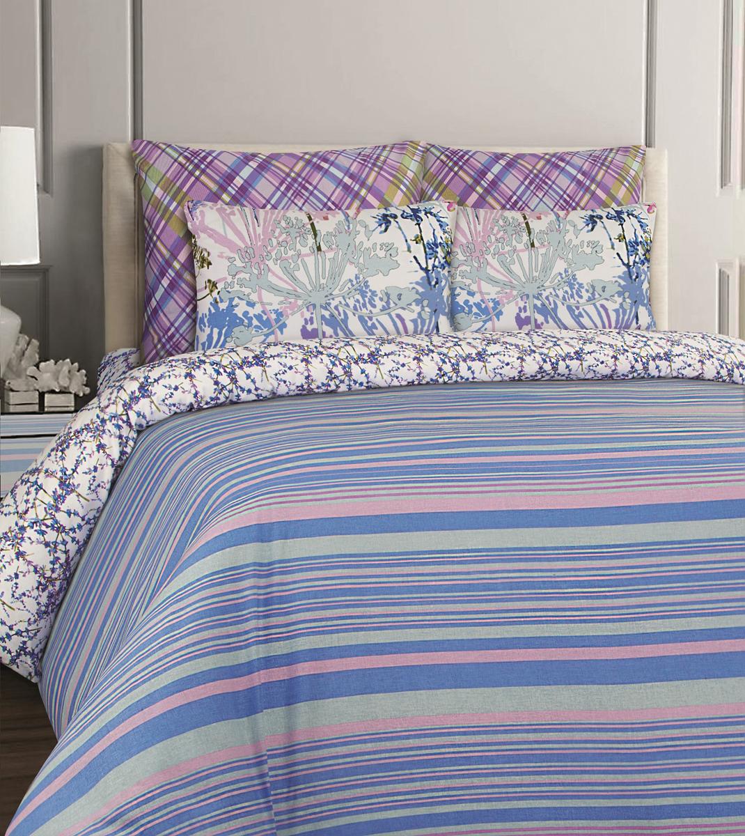 Комплект белья Mona Liza British Cheshir, 1,5-спальный, наволочки 70x70. 551114-70 комплекты белья