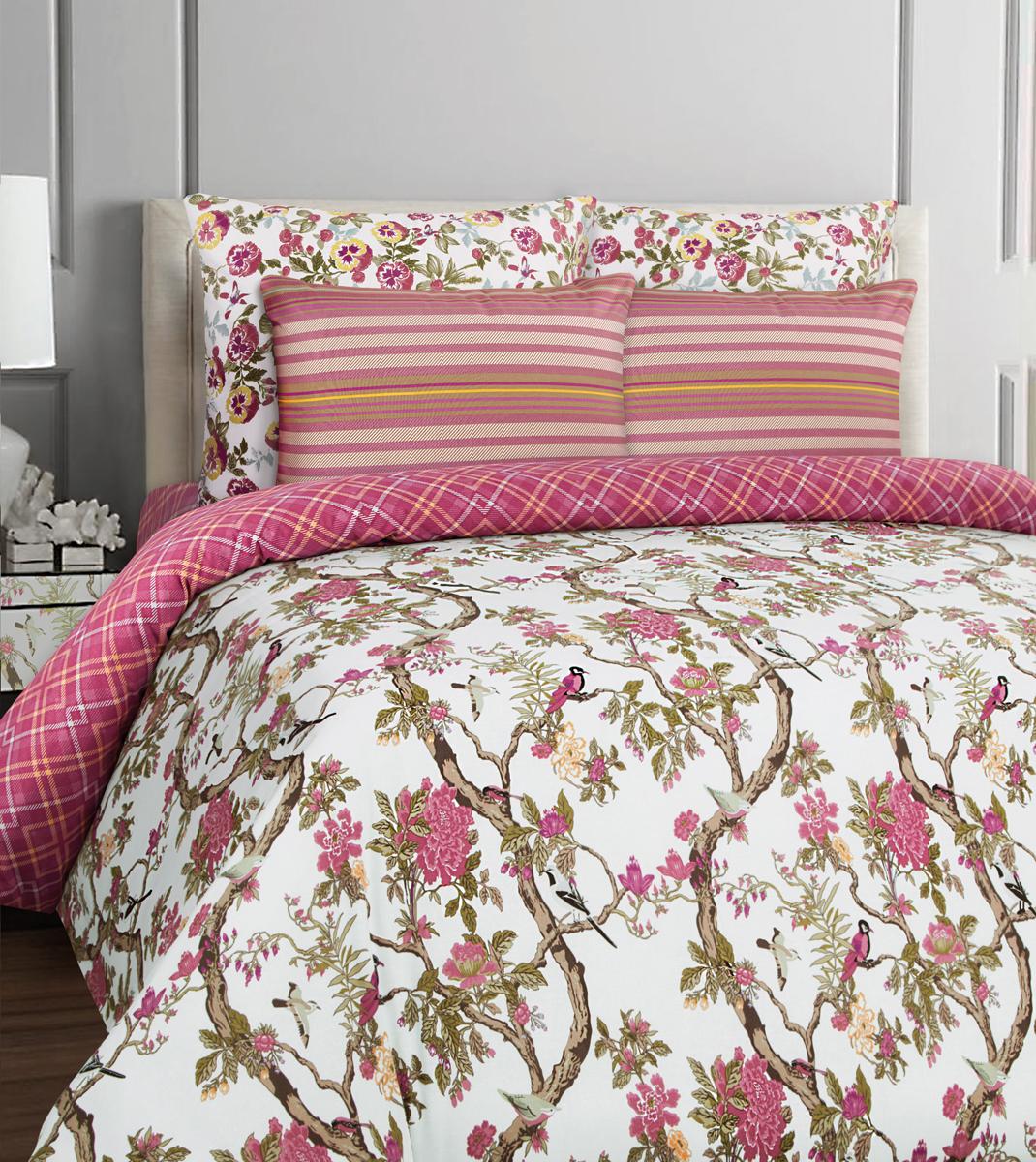 Комплект белья Mona Liza British Bristol, 1,5-спальный, наволочки 50x70. 551116-69 комплекты белья