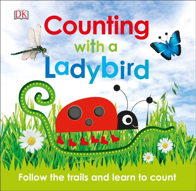 Counting with a Ladybird the icky bug counting book