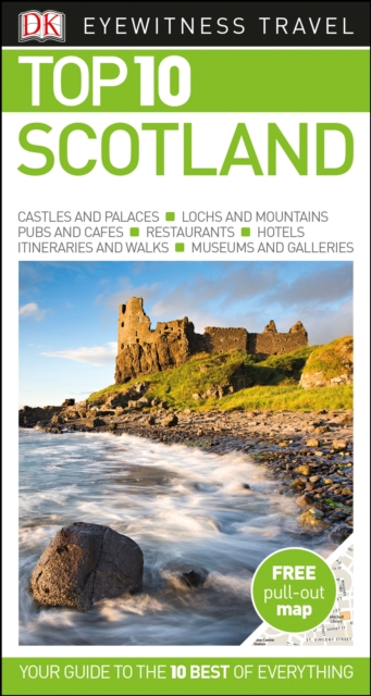 Top 10 Scotland (DK Eyewitness Travel Guide) muse the road to the top