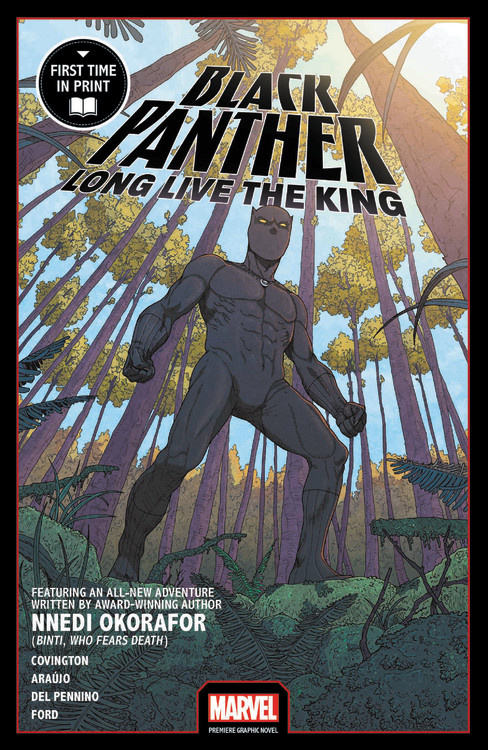 Black Panther: Long Live the King (Marvel Premiere Graphic Novel) консервы simba petfood dog chunks with wild game с дичью кусочки для собак 415г