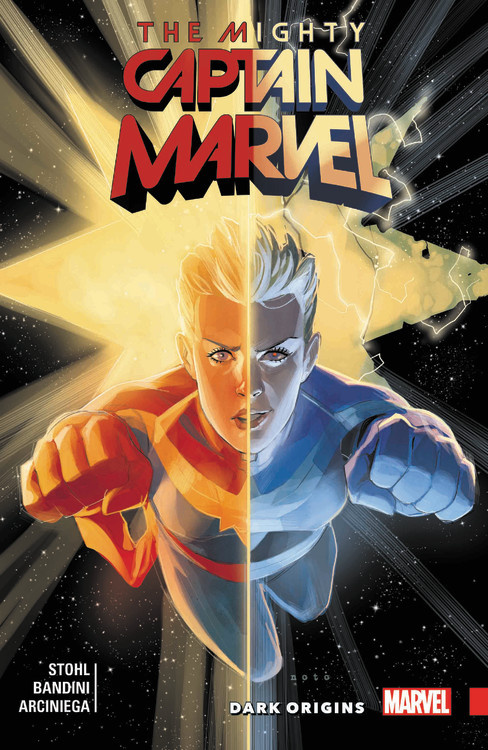 The Mighty Captain Marvel Vol. 3: Dark Origins a christmas carol and other christmas writings