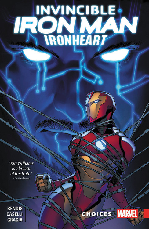 Invincible Iron Man: Ironheart Vol. 2: Choices ladybug girl and the best ever
