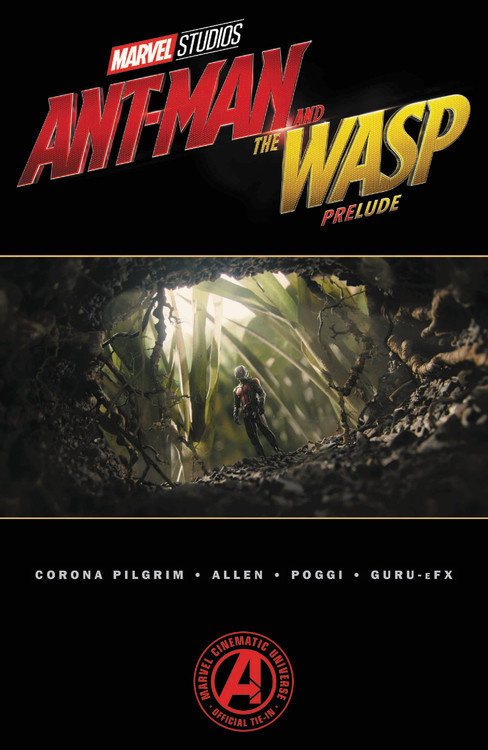 Marvel's Ant-Man and the Wasp Prelude marvel s ant man prelude