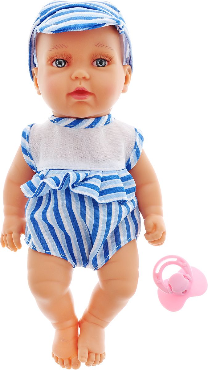 S+S Toys Пупс с аксессуарами цвет голубой 200099753 70cm chi s sweet home plush toys cat aoft toys stuffed plush toys factory supply freeshipping