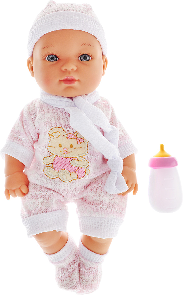 S+S Toys Пупс с аксессуарами цвет розовый 200133757 s s toys пупс с аксессуарами цвет голубой 200099748