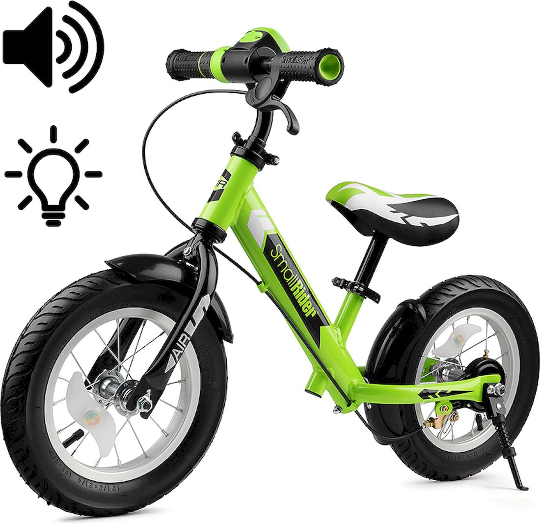 Small Rider Беговел Small Rider Roadster 2 Air Plus цвет зеленый - Беговелы