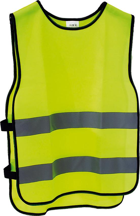 Жилет безопасности Ventura, со светоотражающими элементами. Размер XL-XXL