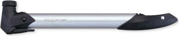 Велосипедный насос Giyo, совместим с ниппелями всех типов, AL корпус, max 120psi(8атм)