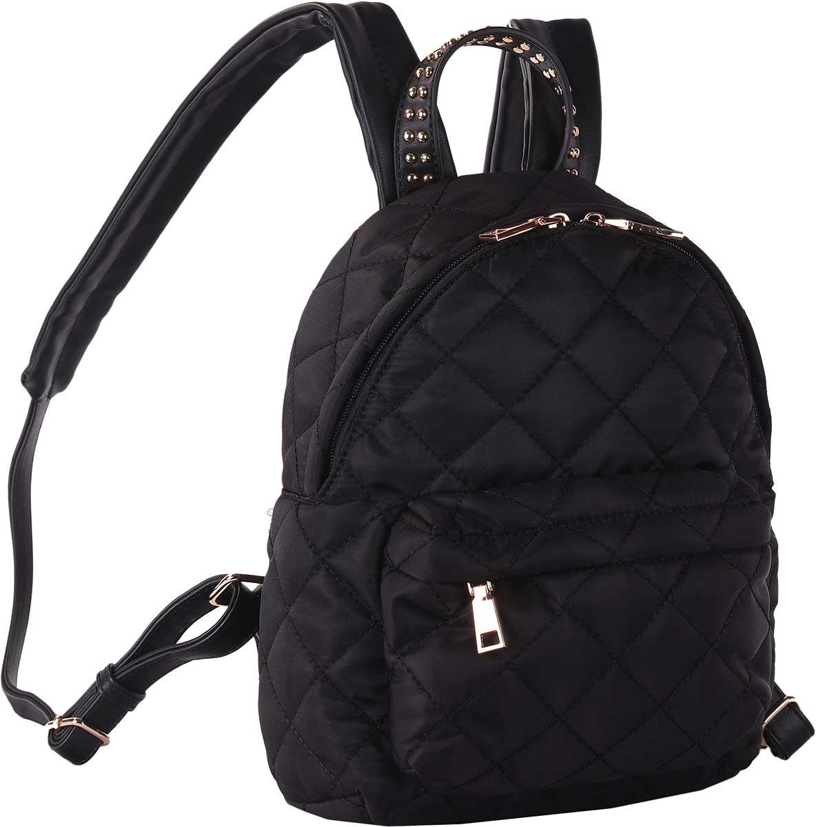 Рюкзак женский Pola, цвет: черный. 74543