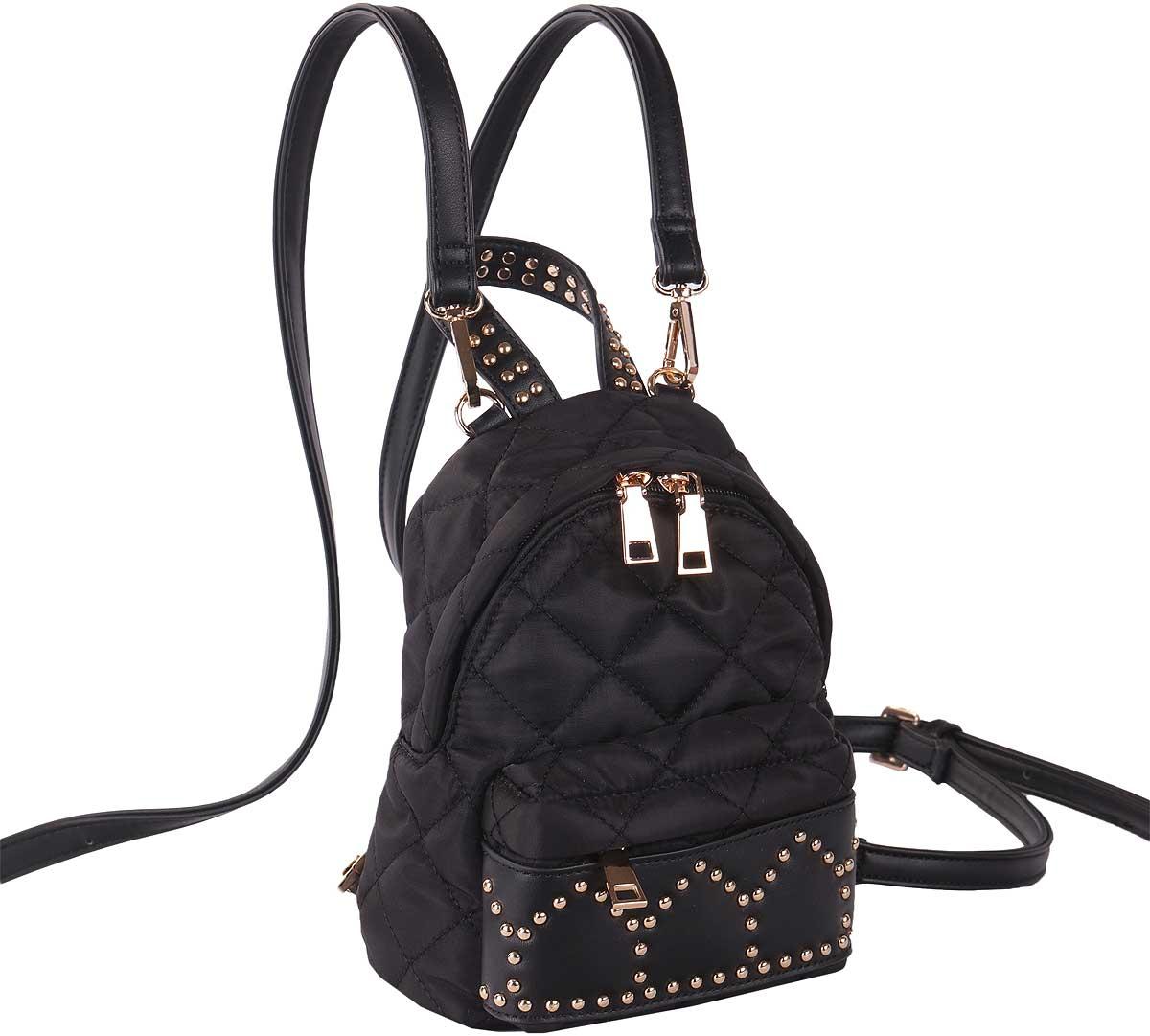 Рюкзак женский Pola, цвет: черный. 74544