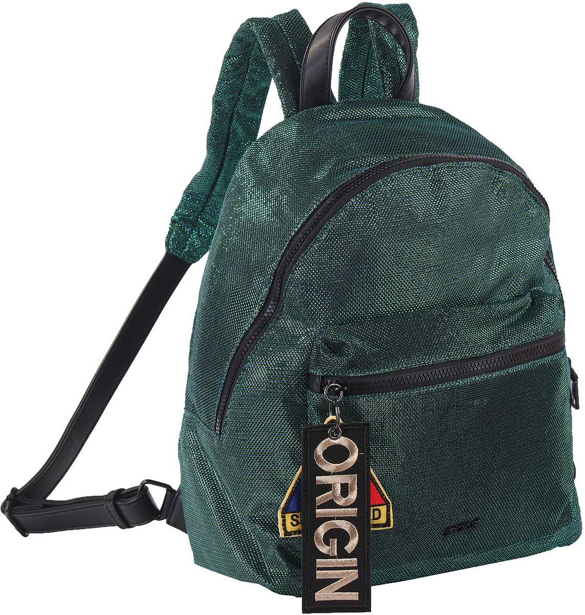 Рюкзак женский Pola, цвет: синий, зеленый. 74545 ярошенко н гл ред удивительные истории из глубины времен