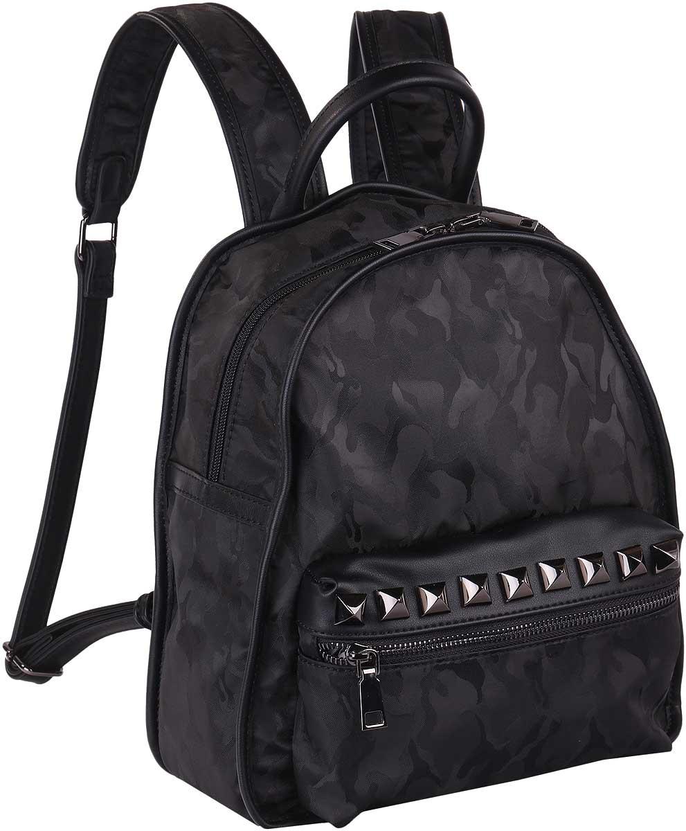 Рюкзак женский Pola, цвет: черный. 74547