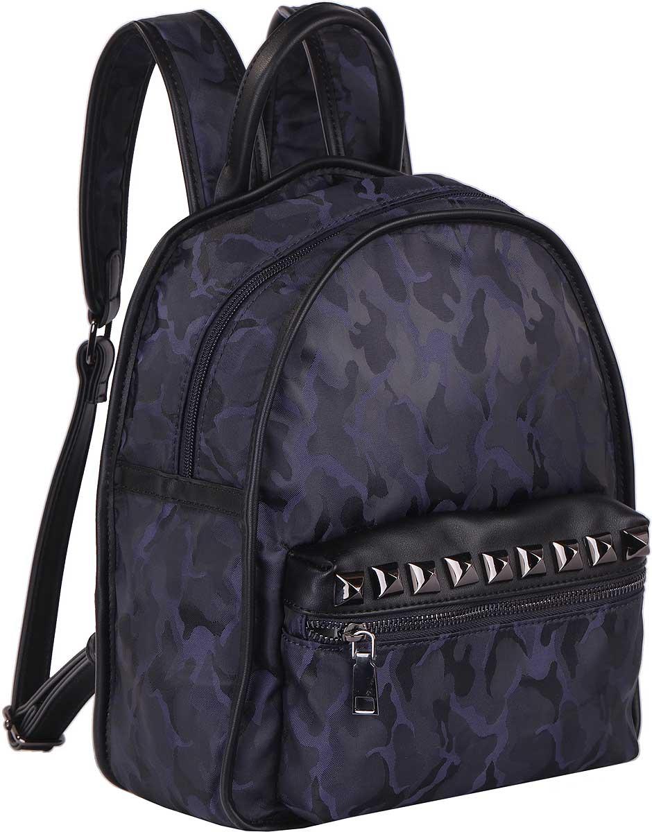 Рюкзак женский Pola, цвет: темно-синий. 74547