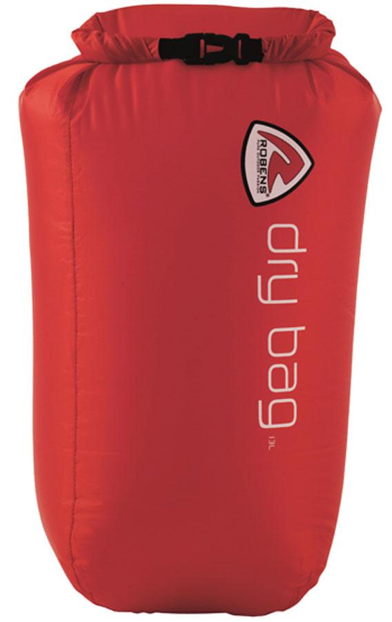 Гермомешок Robens Dry Bag, цвет: красный, 13 л stream trail creel dx waterproof dry bag backpack 5l messenger bag