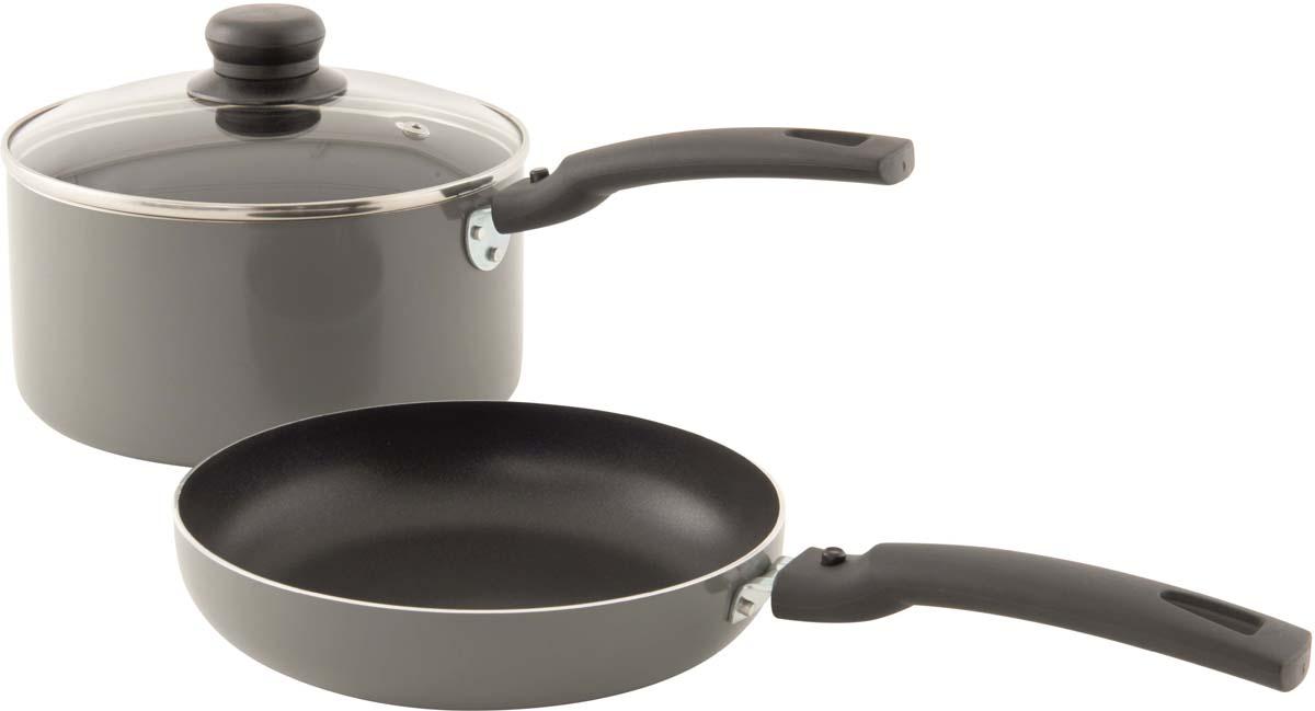 Набор посуды для газа Easy Camp Nova Cook Set, с антипригарным покрытием, 5 предметов