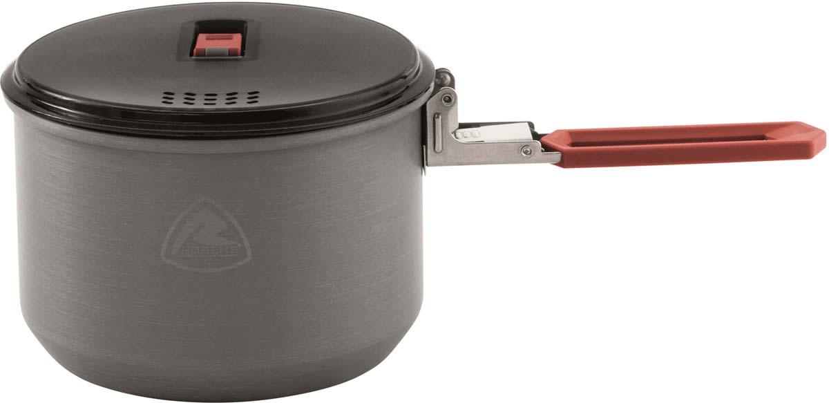 Котелок Robens Grouping Pot, с крышкой, для газа, 1,2 л