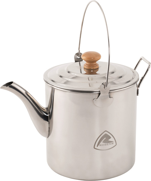 Чайник костровой Robens White River Kettle, 3 л