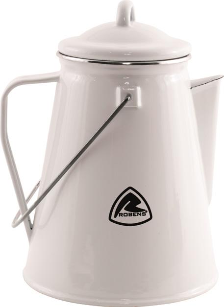 Чайник эмалированный Robens Tongass Enamel Kettle, 2,1 л kovea чайник nz sk 034 костровой 3 л 2013
