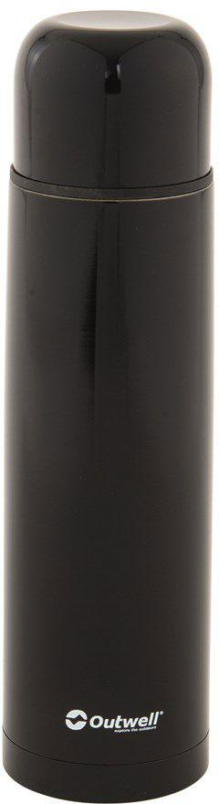 """Термос Outwell """"Agita Stainless Steel Flask L"""" выполнен из нержавеющей стали. Особенности:- Ударопрочный стальной термос- Удобное открывание и закрывание- Сохранит напиток горячим или прохладным- Крышку можно использовать как чашку."""
