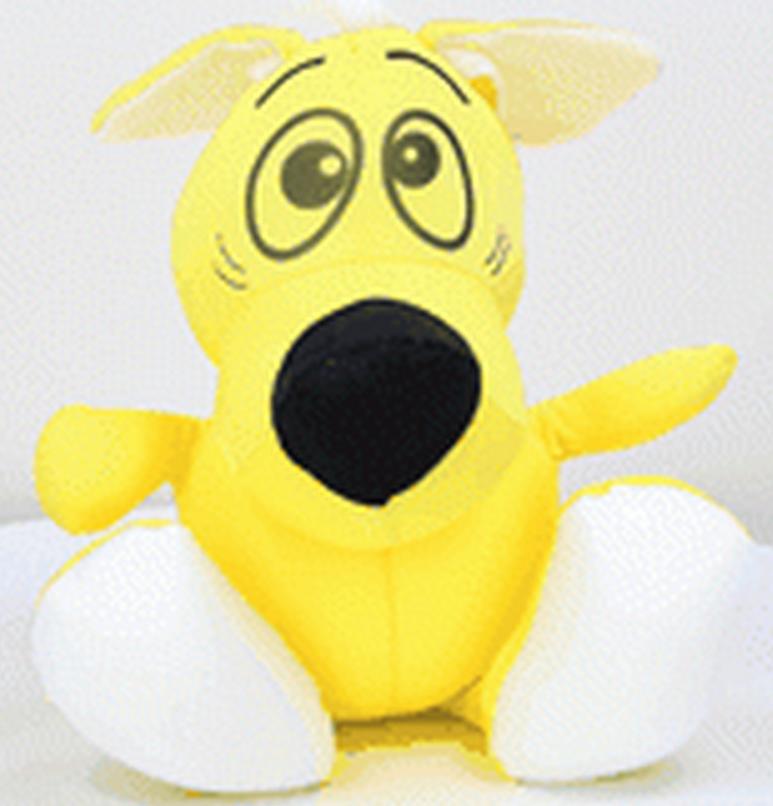 Штучки, к которым тянутся ручки Антистрессовая игрушка собака
