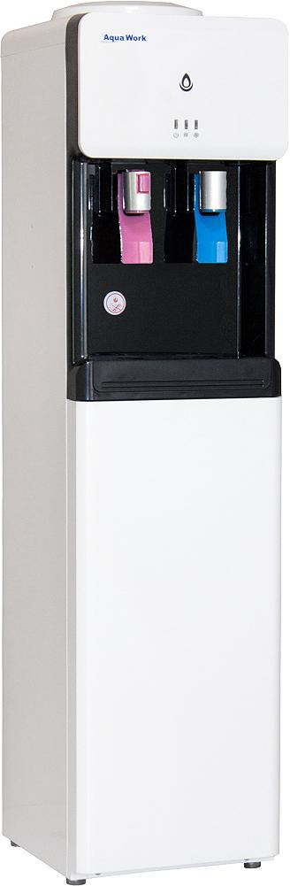 Aqua Work YL1533S, White кулер для воды напольный