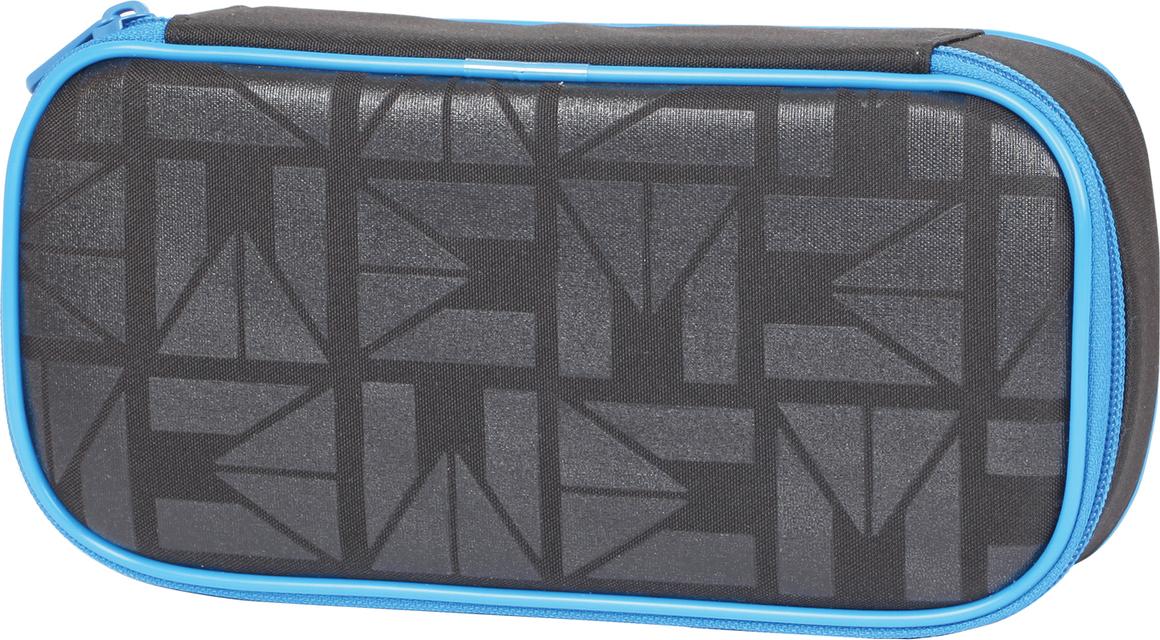 Tiger Family Пенал Solid Black цвет черный 227009 -  Пеналы