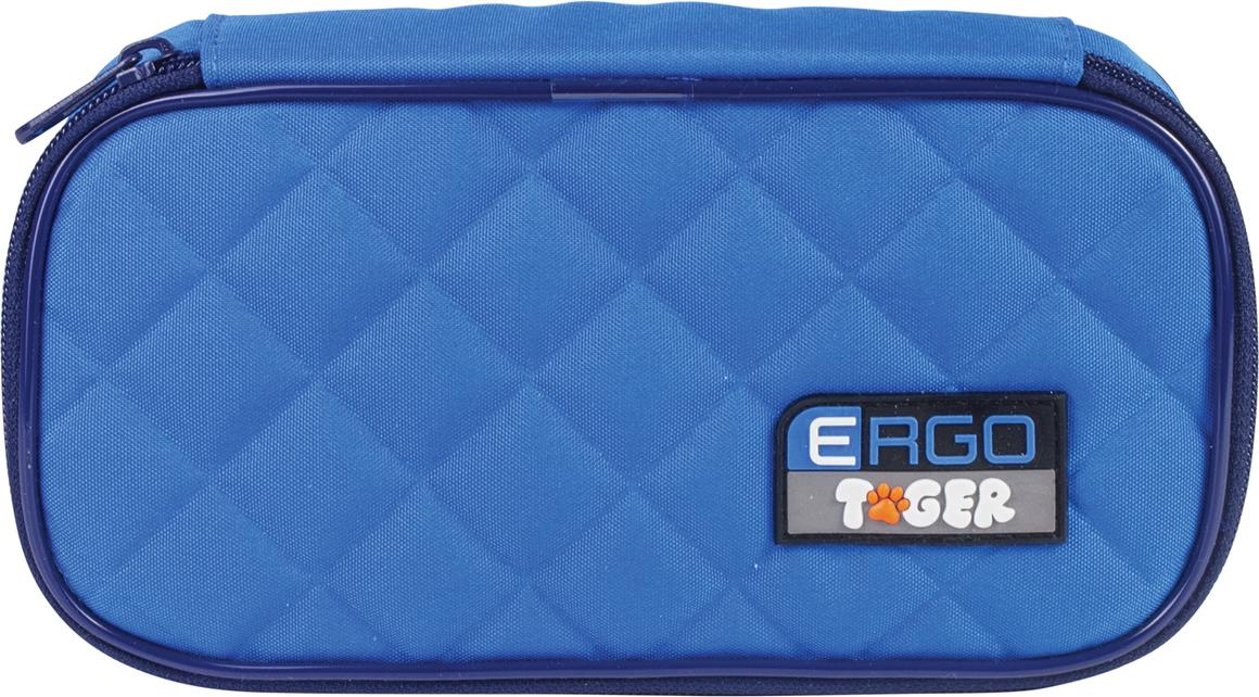 Tiger Family Пенал цвет голубой 227011 -  Пеналы
