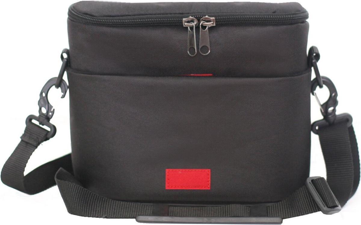 Vivacase Аssistant фотосумка средняя, Black Grey (230 x 120 x 180)