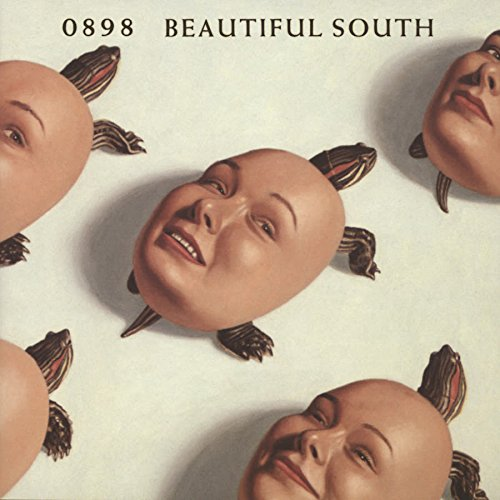 The Beautiful South The Beautiful South. 0898 Beautiful South (LP)