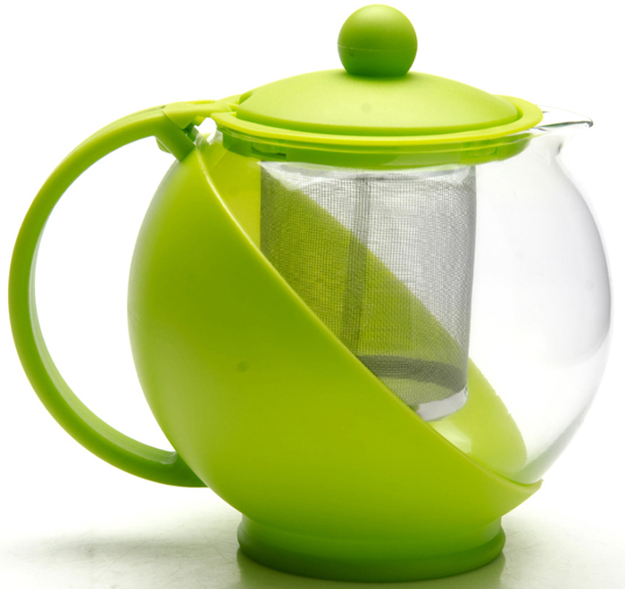 Чайник заварочный Mayer & Boch, цвет: зеленый, 750 мл. 25738-1 чайник заварочный 750 мл mayer