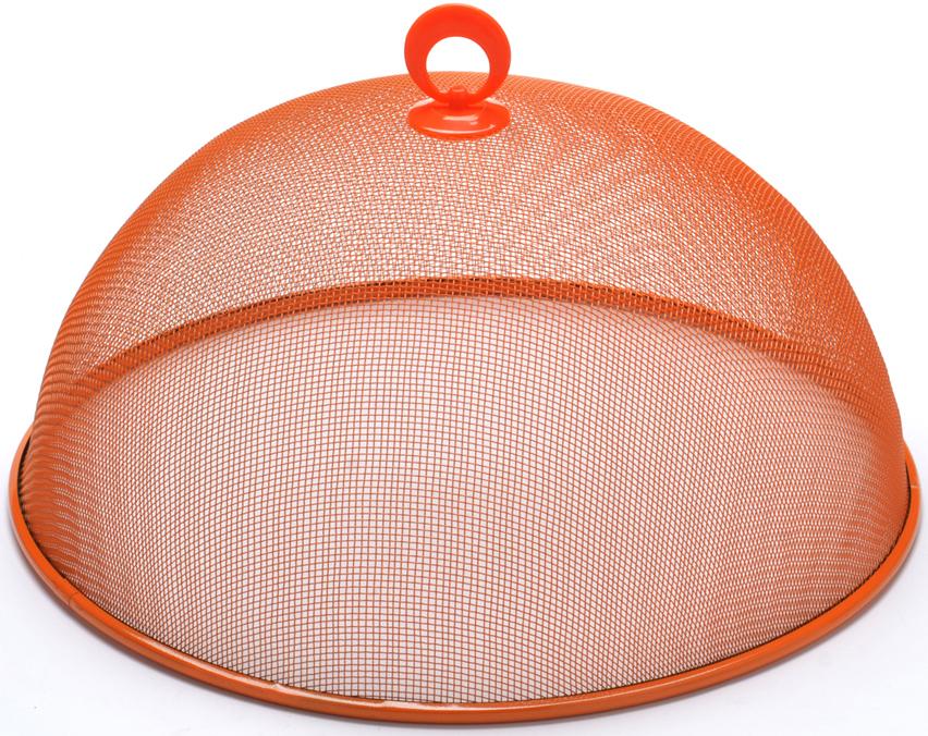 Крышка MAYER&BOCH защита от насекомых, выполненная из высококачественной стали. Куполообразная крышка оснащена ручкой. Простая и удобная в применении крышка защитит ваши продукты от ос, мух, комаров и других надоедливых насекомых. Данная модель отлично подойдет для использования на природе, даче или пикнике.