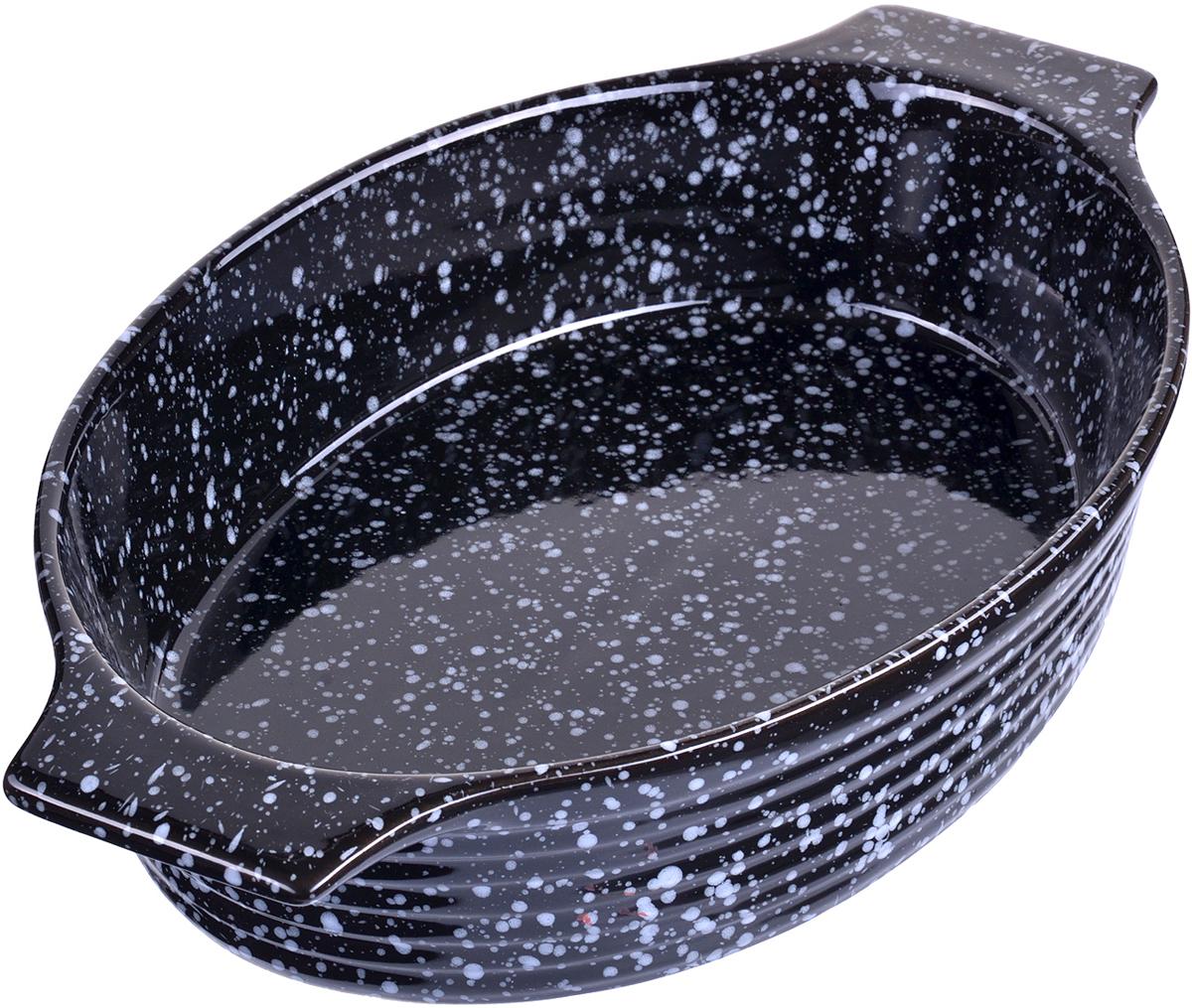 Противень LORAINE выполнен из качественной жаропрочной керамики. Изделие имеет прочные стенки и дно, однородные по толщине, благодаря чему нагрев происходит равномерно. Противень подходит для запекания и тушения разнообразных продуктов. Изделие не впитывает посторонние запахи, не имеет труднодоступных выступов или изгибов, которые накапливают грязь, и легко чистится. Жаропрочная керамика выдерживает температуру от -20°С до 400°С, поэтому такой противень можно использовать в духовке, микроволновой и конвекционной печи, а также для хранения пищи в холодильнике и морозильной камере. Не подходит для использования на открытом огне. Подходит для мытья в посудомоечной машине.