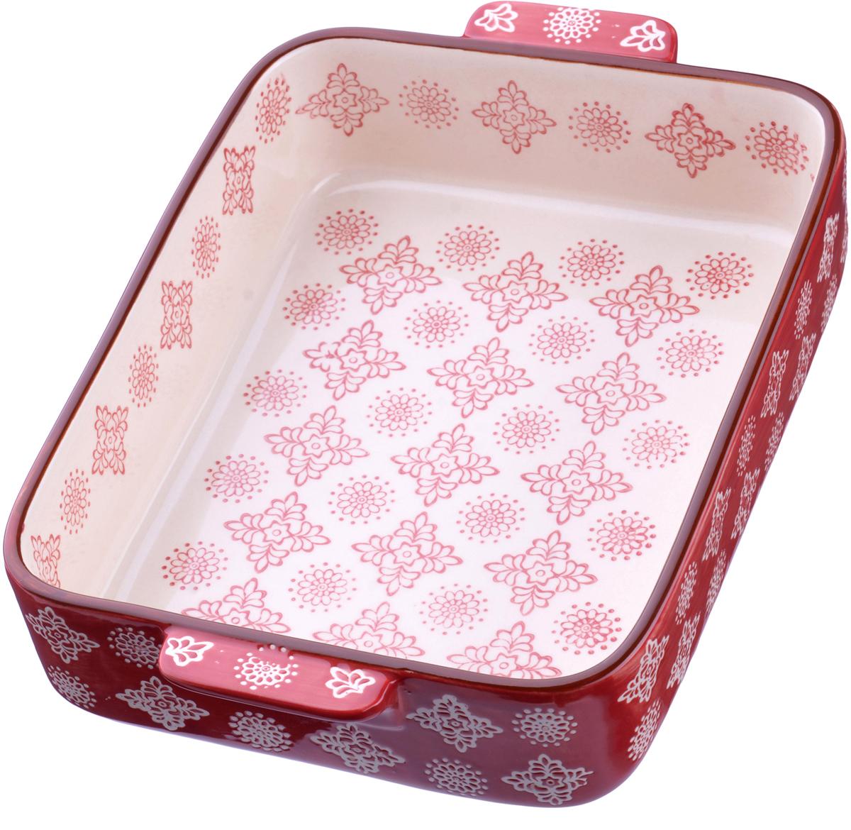 Форма для запекания LORAINE выполнена из качественной жаропрочной керамики. Изделие имеет прочные стенки и дно, однородные по толщине, благодаря чему нагрев происходит равномерно. Форма подходит для запекания и тушения разнообразных продуктов. Изделие не впитывает посторонние запахи, не имеет труднодоступных выступов или изгибов, которые накапливают грязь, и легко чистится. Жаропрочная керамика выдерживает температуру от -20°С до 400°С, поэтому такую форму можно использовать в духовке, микроволновой и конвекционной печи, а также для хранения пищи в холодильнике и морозильной камере. Не подходит для использования на открытом огне. Подходит для мытья в посудомоечной машине.